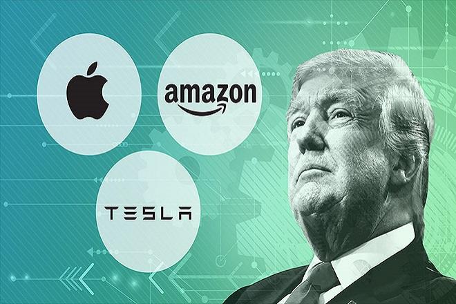 Οι πιο χαρακτηριστικές ατάκες από επιχειρηματίες μετά τη νίκη Τραμπ