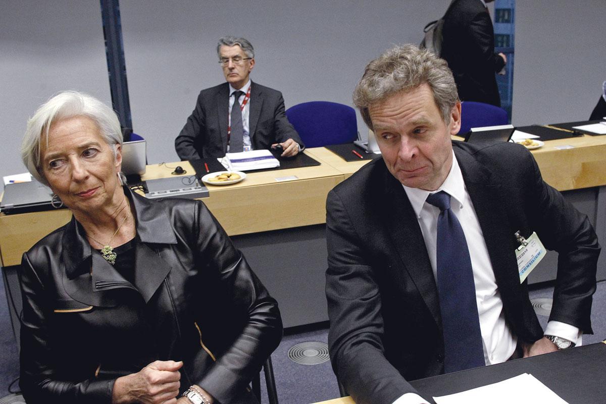 Τι ζήτησε το ΔΝΤ για την Ελλάδα στο πλαίσιο του Washington Group