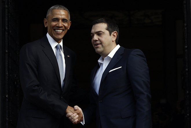 Μήνυμα Ομπάμα σε Τσίπρα και πιστωτές: Δεν έρχεται μόνο με λιτότητα η ευημερία