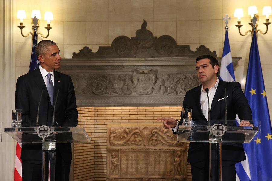 Deutsche Welle: Επίσκεψη μεγάλου συμβολισμού Ομπάμα στην Αθήνα