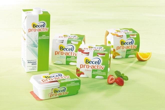 Συνεργασία ΕΛΑΪΣ-Unilever Hellas και ΔΕΛΤΑ για τα γαλακτοκομικά προϊόντα Becel ProActiv