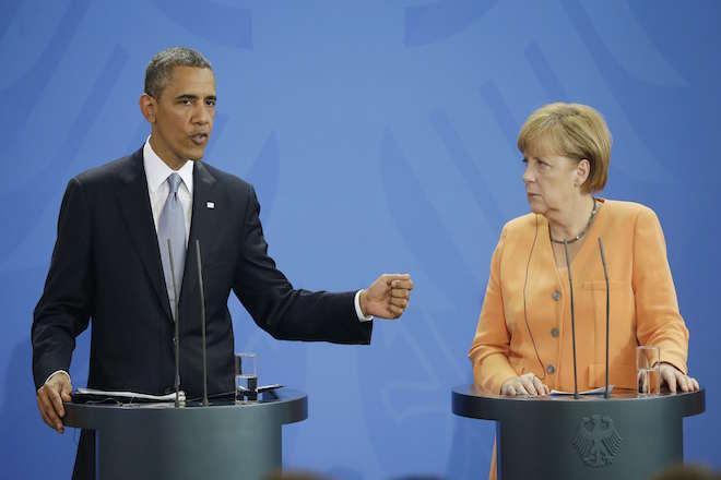 FT: Το «αντίο» του Ομπάμα στην «πιο στενή του σύμμαχο»