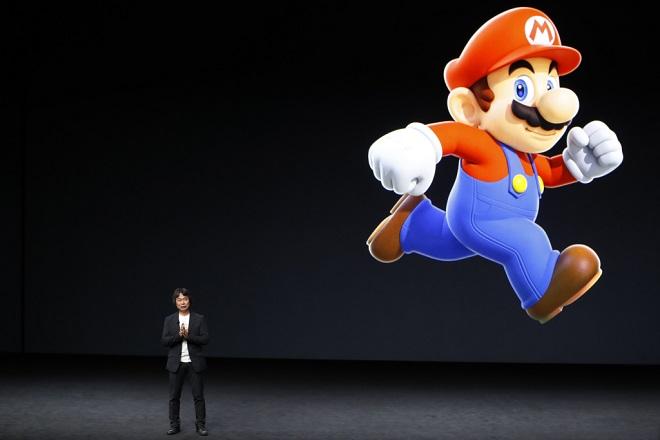 Ο Super Mario «ανασταίνει» τις μετοχές της Nintendo