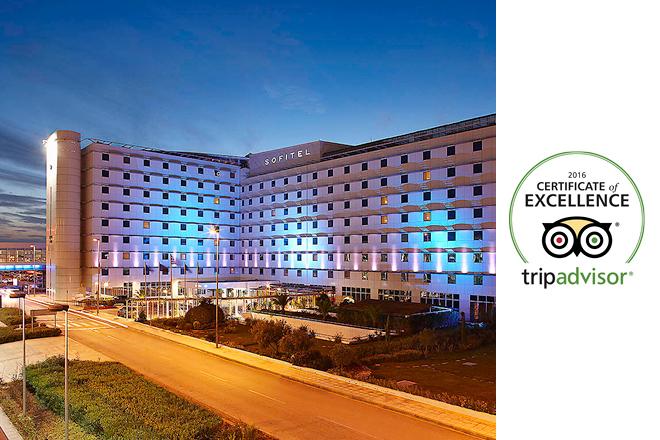 Sofitel Athens Airport: Ένα ξενοδοχείο πρότυπο και… με τη «βούλα»