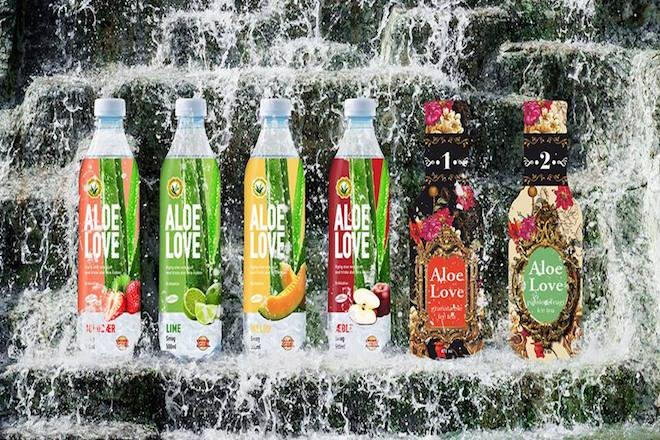 Aloe Love Iced Tea: Η βραβευμένη ελληνική αλόη που κατέκτησε τον κόσμο
