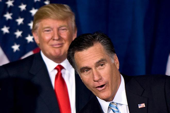 «Κόρτε» Τραμπ – Ρόμνεϊ για το υπουργείο Εξωτερικών των ΗΠΑ