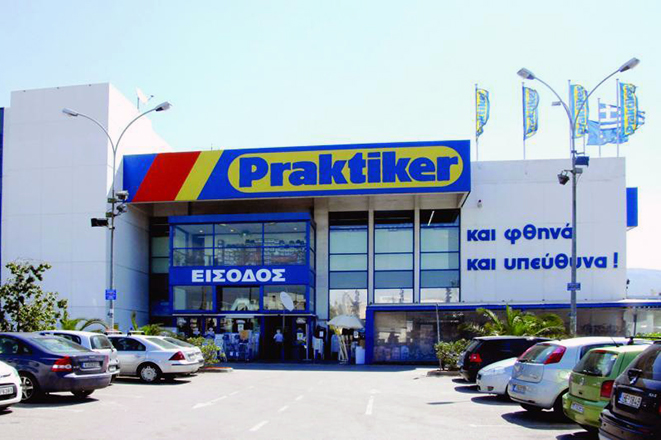 Η απάντηση της Praktiker Hellas για το άνοιγμα των καταστημάτων στις 07:00