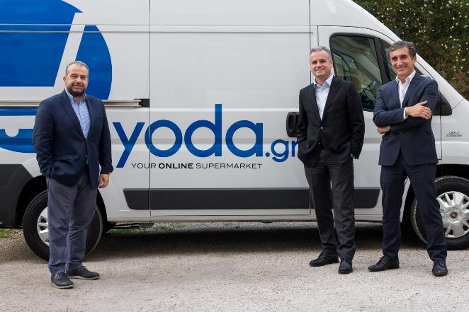 Yoda.gr: Το νέο στοίχημα του Γιάννη Χήτου στα online supermarket