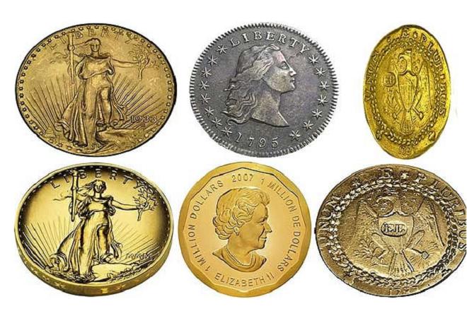 Τα πιο ακριβά νομίσματα που πουλήθηκαν ποτέ