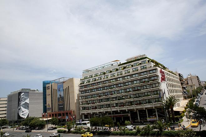 Σημάδι ελπίδας για το ξενοδοχείο Athens Ledra