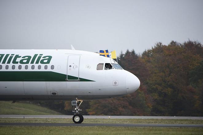 Η Alitalia ετοιμάζεται για μαζικές περικοπές