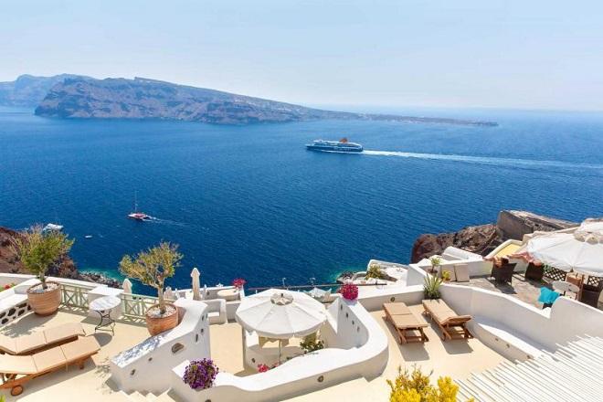 Κυρίαρχη στις κρατήσεις για διακοπές η Ελλάδα