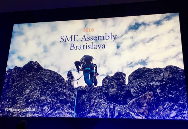 SME Assembly 2016: Όλα όσα πρέπει να ξέρετε για το κορυφαίο συνέδριο για ΜμΕ στην Ευρώπη