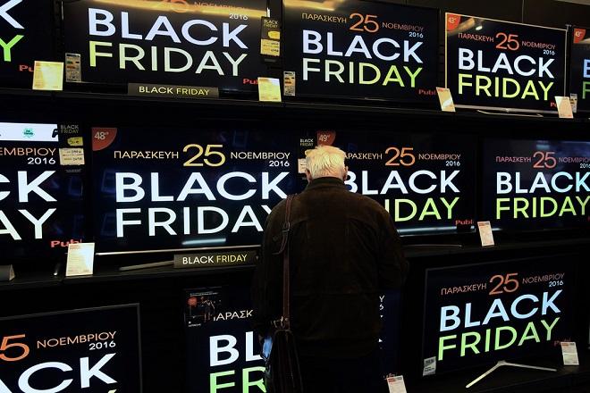 Black Friday: Μεγαλύτερη ανταπόκριση του κοινού σε σχέση με πέρυσι αλλά με «άδειο» πορτοφόλι