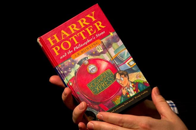 Το βιβλίο του Χάρι Πότερ που πωλήθηκε για 45.000 δολάρια