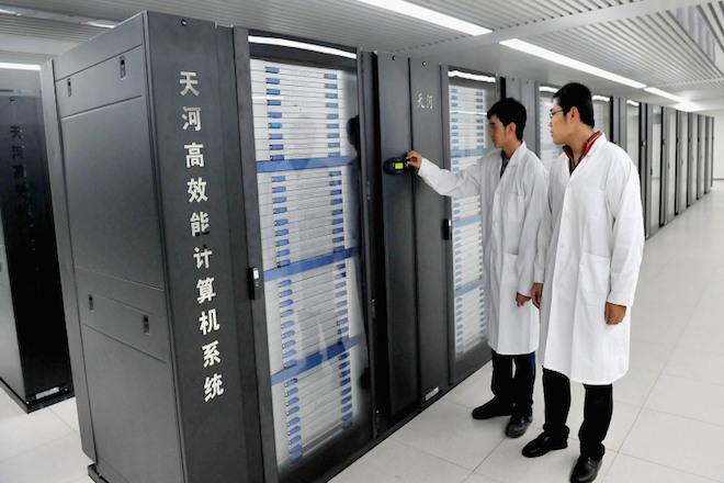 Αυτή η χώρα θέλει να κατασκευάσει τον ταχύτερο υπερ-υπολογιστή του κόσμου