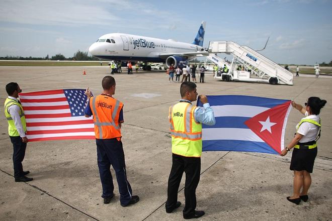 Σήμερα οι πρώτες τακτικές εμπορικές πτήσεις ΗΠΑ-Κούβας