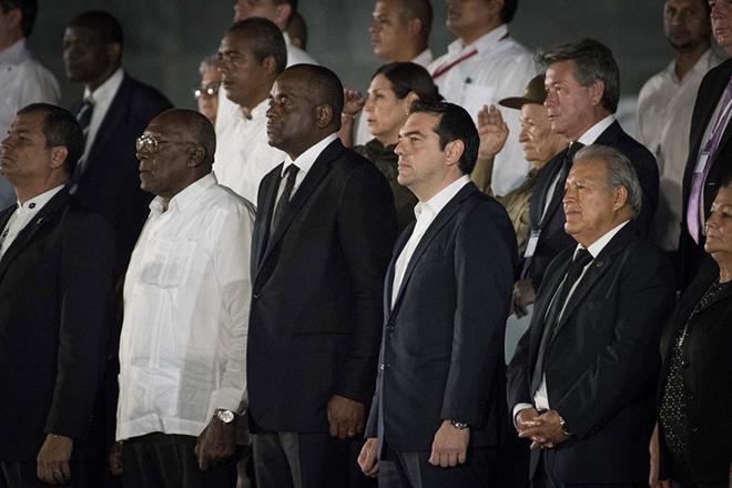 Ποιος ηγέτης Λατινοαμερικανικής χώρας είπε στον Τσίπρα «Αλέξη, κρατάτε γερά»