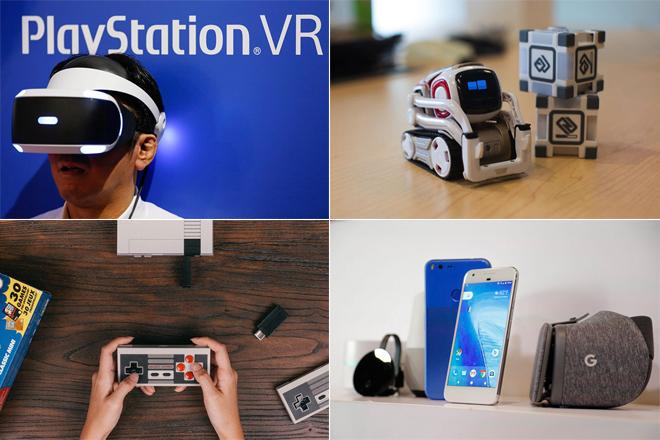 Αυτά είναι τα καλύτερα gadgets του 2016