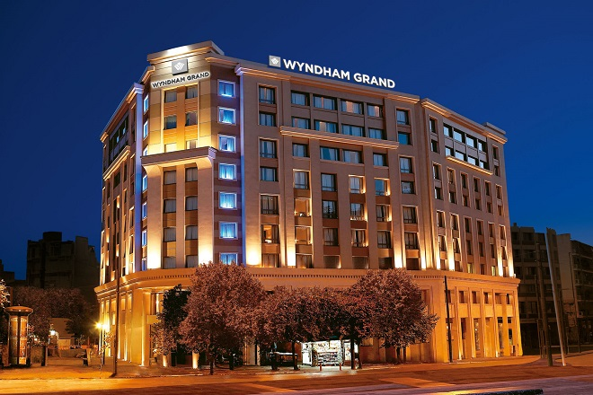 Άνοιξε τις πόρτες του το Wyndham Grand Athens