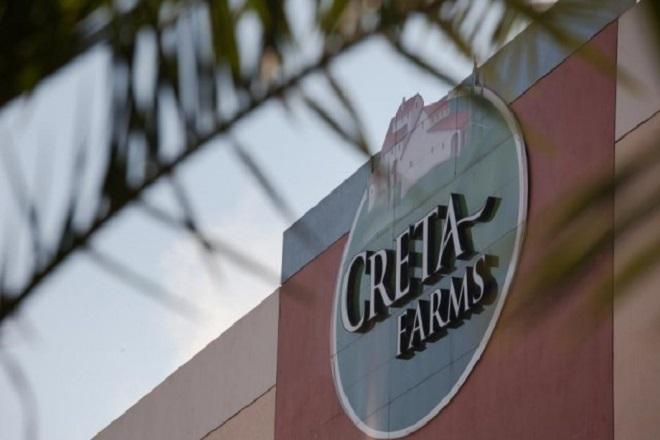 Creta Farms: Στο 31,17% αυξήθηκε το ποσοστό της Εθνικής Τράπεζας
