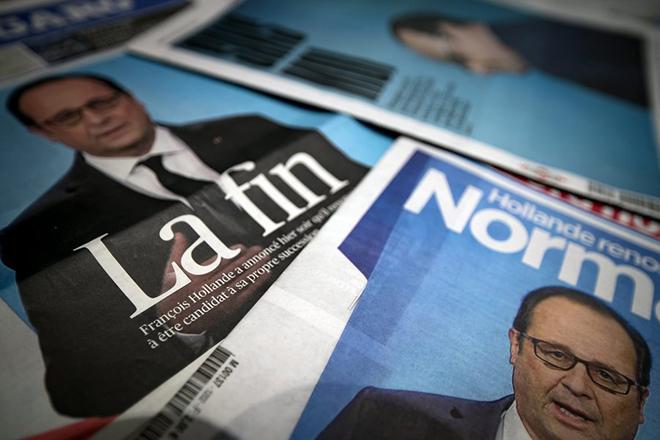 Φρανσουά Ολάντ: Ο πρόεδρος που «δεν υπήρξε ποτέ του πρόεδρος»