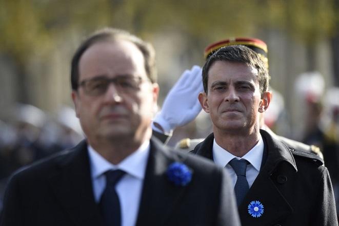 Μετά τον πολιτικό «θάνατο» του Ολάντ, τα βλέμματα στρέφονται στον πρωθυπουργό του
