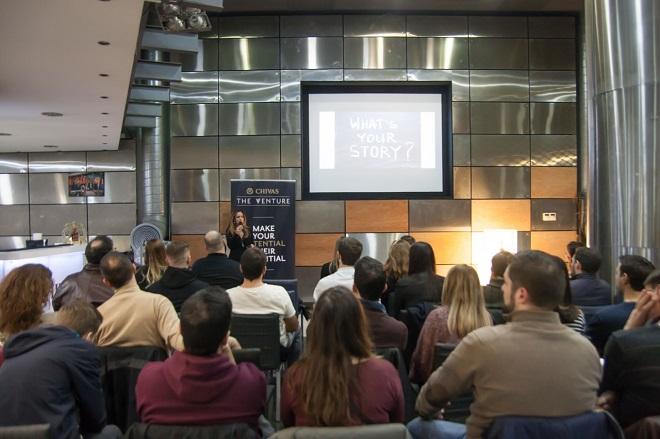 CHIVAS – THE VENTURE: Ολοκληρώθηκαν τα workshops για startups με κοινωνικό αντίκτυπο