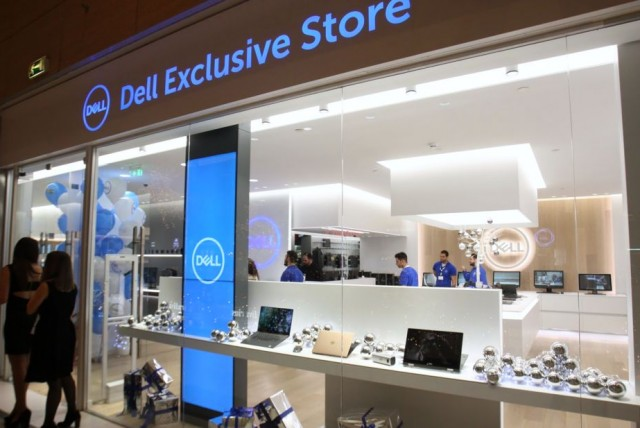 To πρώτο Dell Exclusive Store ήρθε στην Αθήνα
