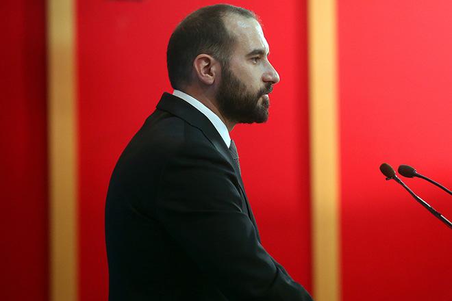 Τζανακόπουλος: Σε αυτήν την κομβική στιγμή για τη χώρα η ΝΔ επενδύει στην αποσταθεροποίηση