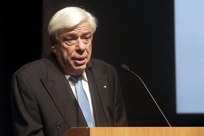 Παυλόπουλος: Γεμάτη αντιφάσεις η σχέση του σύγχρονου Ανθρώπου με την Τεχνολογία και τα επιτεύγματά της