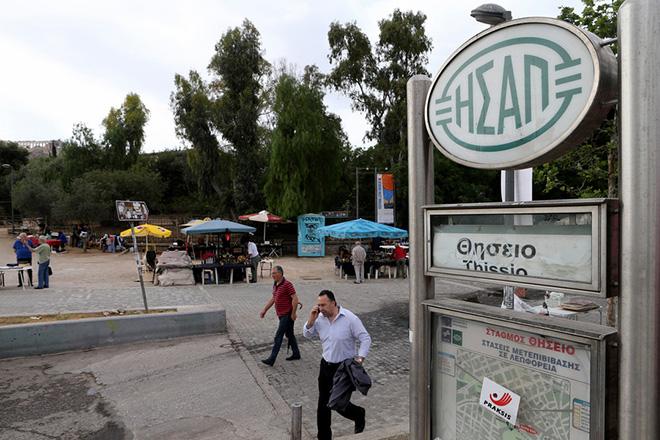 Χωρίς λεωφορεία και τρόλεϊ σήμερα η Αθήνα – Στάσεις εργασίας σε μετρό και ηλεκτρικό