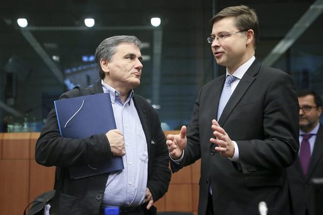 Λευκή επιστολή σε γκρίζα ζώνη: Τι ζητά ο Τσακαλώτος στο Eurogroup