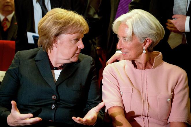 FT: Το ΔΝΤ θα αποχωρήσει από το ελληνικό πρόγραμμα