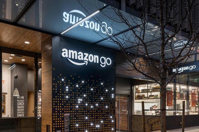 Το νέο κατάστημα της Amazon αλλάζει την αγορά των σούπερ μάρκετ