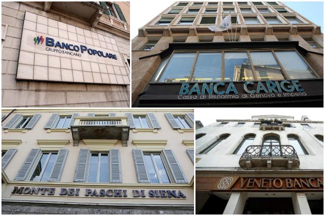 To στοίχημα των ιταλικών τραπεζών μετά το «όχι»