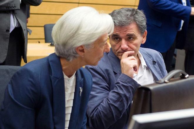 FT: «Ναυάγιο» των συζητήσεων και κόντρα ΔΝΤ – Ευρωπαίων