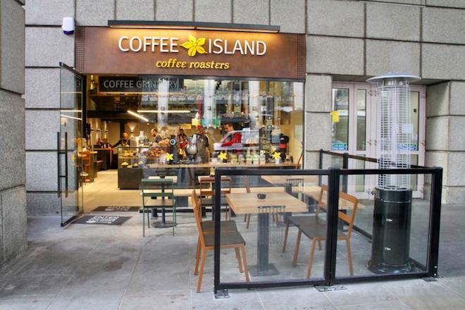 Η Coffee Island αναδείχθηκε η καλύτερη αλυσίδα καφέ στη Νοτιοανατολική Ευρώπη