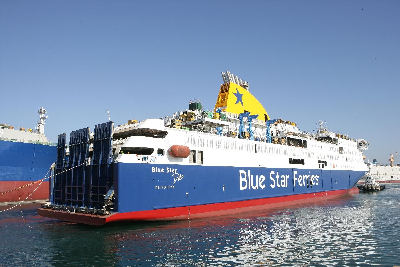 Πειραιάς – Σάμος με Blue Star 2 ανακοίνωσε η Αttica Group