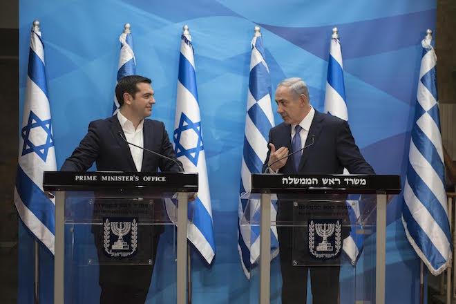 Πώς η Τουρκία έφερε ακόμη πιο κοντά την Ελλάδα με το Ισραήλ