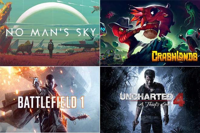 Αυτά είναι τα καλύτερα video games της χρονιάς