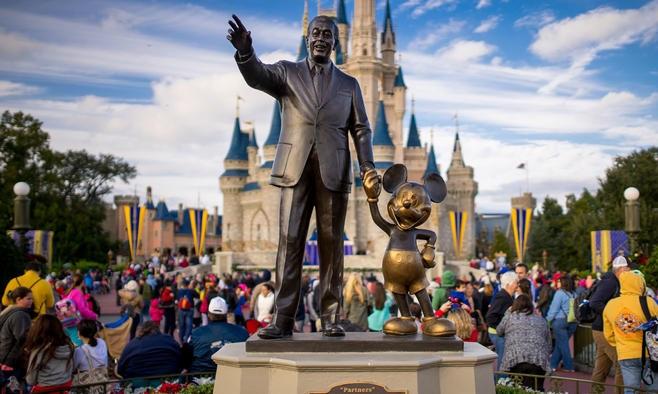 Η Walt Disney απολύει 28.000 εργαζόμενους λόγω κορωνοϊού