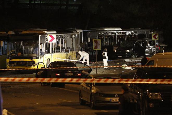 Ερντογάν: Η μάχη κατά της τρομοκρατίας θα συνεχιστεί