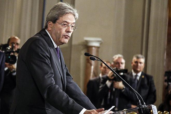 Χωρίς μεγάλες αλλαγές η νέα κυβέρνηση της Ιταλίας