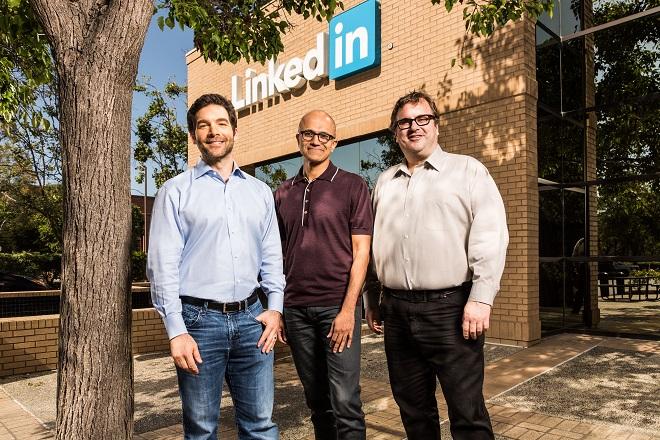 Πώς ο Σάτια Ναντέλα θα προσπαθήσει να αναζωογονήσει το LinkedIn