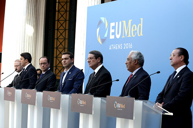 Δεύτερη Ευρω-Μεσογειακή Σύνοδος στη σκιά των εξελίξεων στο Νότο