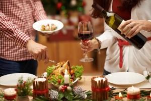 χριστουγεννιάτικο τραπέζι, τραπέζι γιορτών