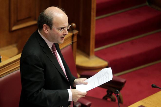 Κ. Χατζηδάκης: Το κυρίαρχο σενάριο είναι να γίνουν οι εκλογές Σεπτέμβριο– Οκτώβριο του '18