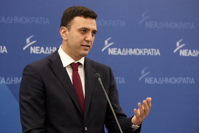 Βασίλης Κικίλιας: Στην παρέλαση της 25ης Μαρτίου θα τραγουδάμε όλοι το «Μακεδονία ξακουστή»