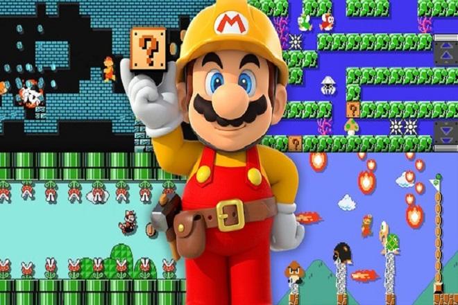 Η Nintendo φέρνει τον Super Mario στη μεγάλη οθόνη